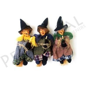 Brujas ropa para colgar
