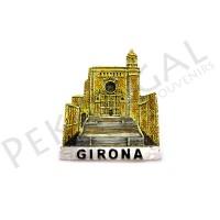 Imanes resina catedral de Girona