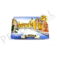 Imanes resina de Girona