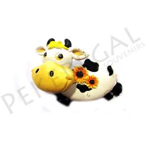 Imanes resina vaca cabeza móvil