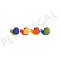 Huchas pequeñas caracolas 4 modelos