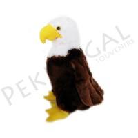 Peluche de águila real